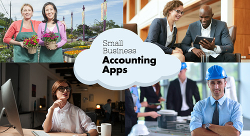 5 cloud-based accounting solutions you need to know