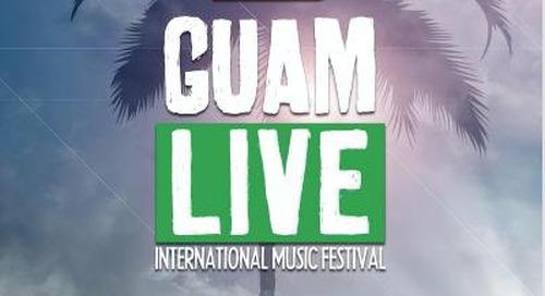 Guam Live International Music Festival 2016 Official Teaser