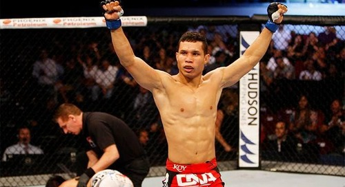 Jon Tuck Set to Enter the Octagon Anew