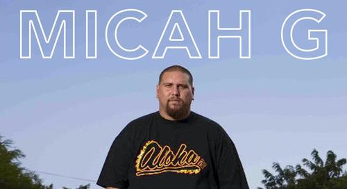 Micah G Live at Guam Live 2016