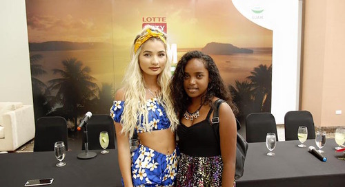 Pia Mia and Rosie Delmah Talk Collaboration