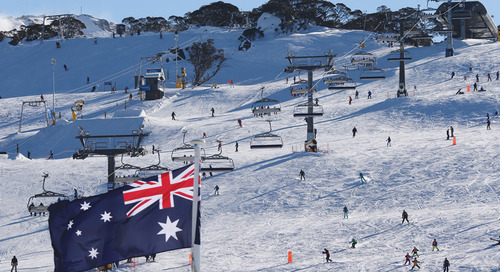 Get Out: Summer's Winter Wonderland, Australia