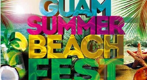 [UNO Live] GVB Kickstarts the Guam Summer Beach Fest