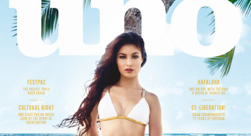 Uno Cover Girl- Keana Artero