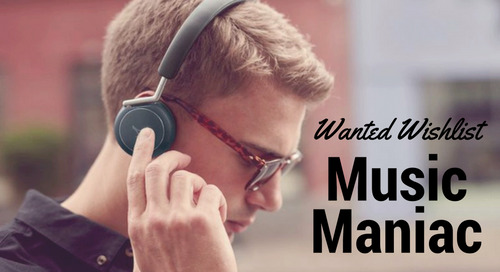 Gift Guide for the Music Maniac