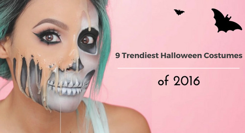 9 Trendiest Halloween Costumes of 2016