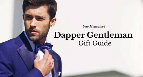 Dapper Gentleman Gift Guide
