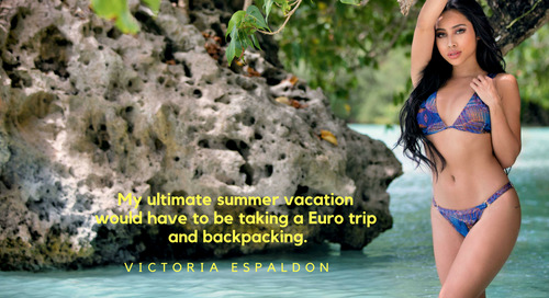 Cool for the Summer: Victoria Espaldon