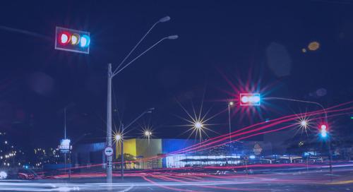 Los semáforos LED de GE LED le permitirán a la ciudad de Bauru, Brasil, ahorrar más de 2 millones de dólares en 10 años