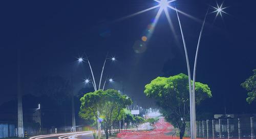 Belém tendrá iluminación eficiente de LED de GE