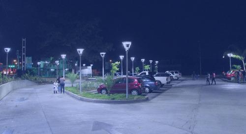 Farmatodo se viste de verde y elige la tecnología LED de GE para sus estacionamientos
