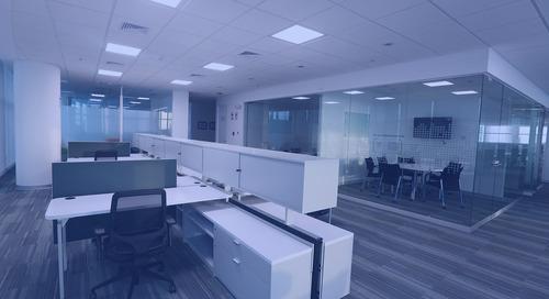 GE Perú ilumina sus nuevas oficinas con sistema 100% LED