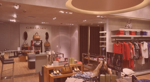 Tiendas Gregory adoptan iluminación ecoeficiente con tecnología LED
