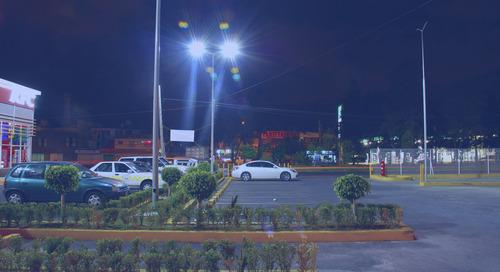 KFC brilla en sustentabilidad con la tecnología LED de GE