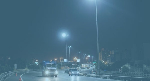 Cambian luces en autopistas para mejorar la seguridad vial