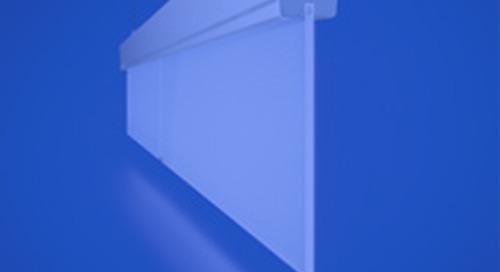 Una nueva era para la iluminación LED - Luminaria Lumination™ Lineal Suspendida LED de GE