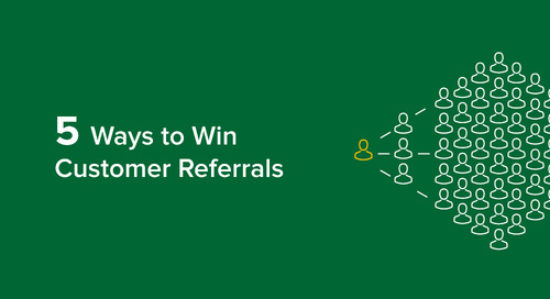 5 Ways To Win Customer Referrals
