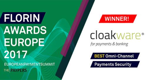European Florin Awards Presented to Threatmetrix and Irdeto