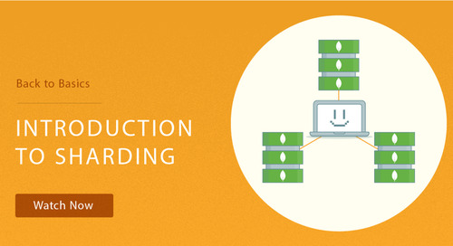 Back to Basics 4: Introduction to Sharding
