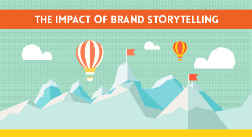[Infographic] The Impact of Brand Storytelling