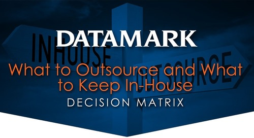 DATAMARK Decision Matrix