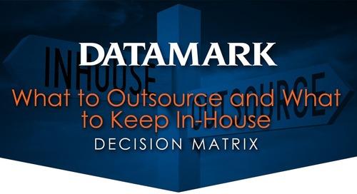 DATAMARK Decision Matrix