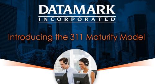 311 Maturity Model
