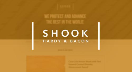 LITIGATION POWERHOUSE SHOOK, HARDY & BACON