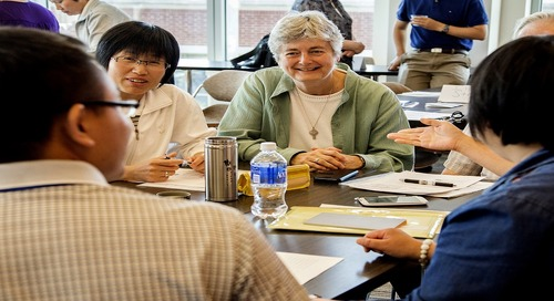 Sisters of Charity Finds and Focuses on the Right Donors