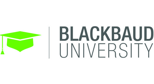 Blackbaud University is Your Strategic Partner