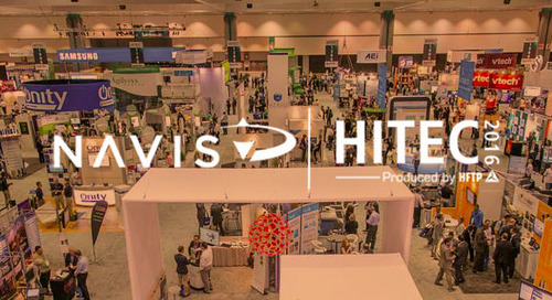 """NAVIS's HITEC 2016 """"Can't Miss"""" Hit List"""