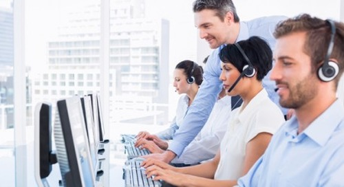 The Question Isn't Whether to Outsource Calls, It Is How Much