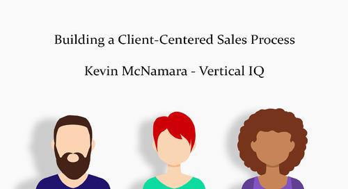 Building a Client-Centered Sales Process