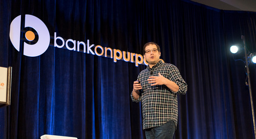 BankOnPurpose Speaker Videos: Purpose, Honesty, and Sales