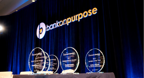 The Purposeful Banker Awards
