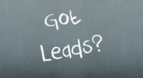 How do exhibitors make the most of their leads?