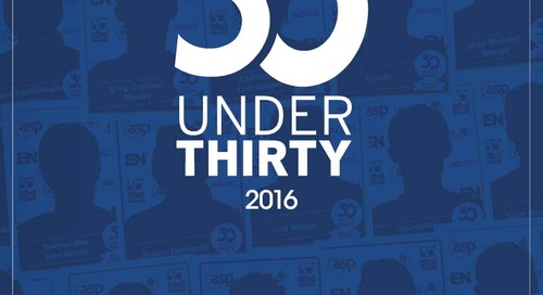 EN 30 Under Thirty