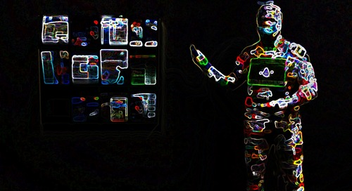 Wearable tech and exhibitions - a new way of exhibiting?