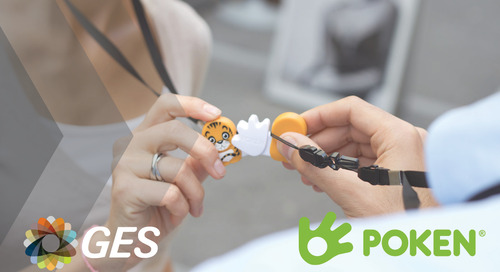GES Adds Leading Visitor Engagement Technology with Acquisition of Poken