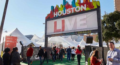 Houston LIVE Featuring Future Flight