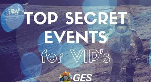 Top-Secret Events for VIP's