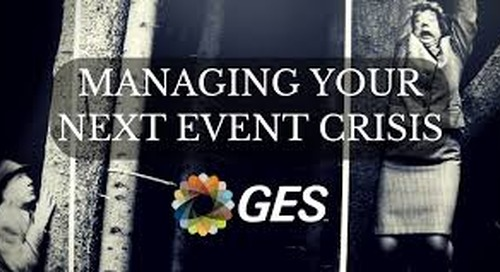 Managing your next event crisis