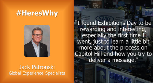 #HeresWhy Q&A with Jack Patronski