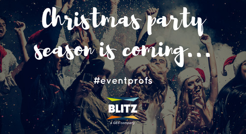 Christmas party season is coming #eventprofs