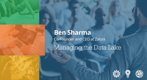 Managing the Data Lake - Ben Sharma