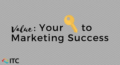 Value: Your Key to Marketing Success