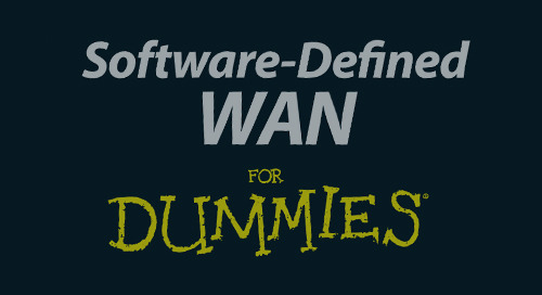 [Book] Software-defined WAN crash course