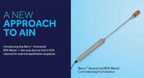 Barrx™ Anorectal RFA Wand Brochure