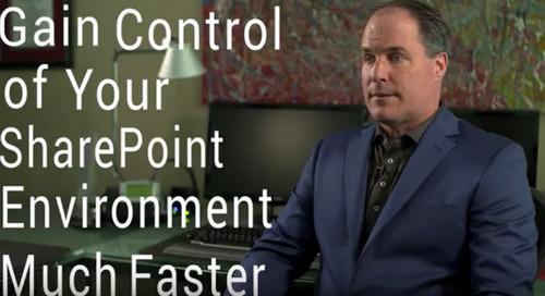 "Blog: Giving the ""Controller"" Control"