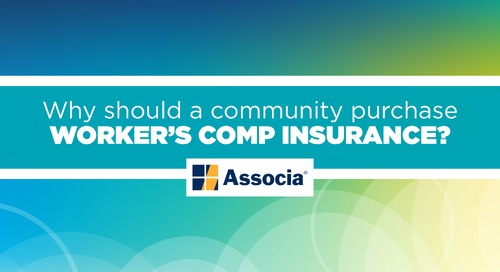 Why Should a Community Purchase Worker's Comp Insurance?